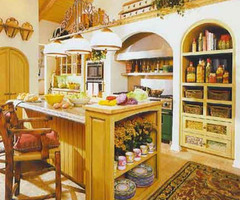 Luxury Spanish Kitchen Designs Furniture 