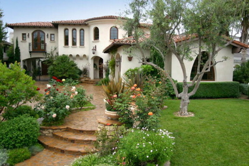 Gorgeous classic spanish house exterior and interior - Spanish style homes exterior ...