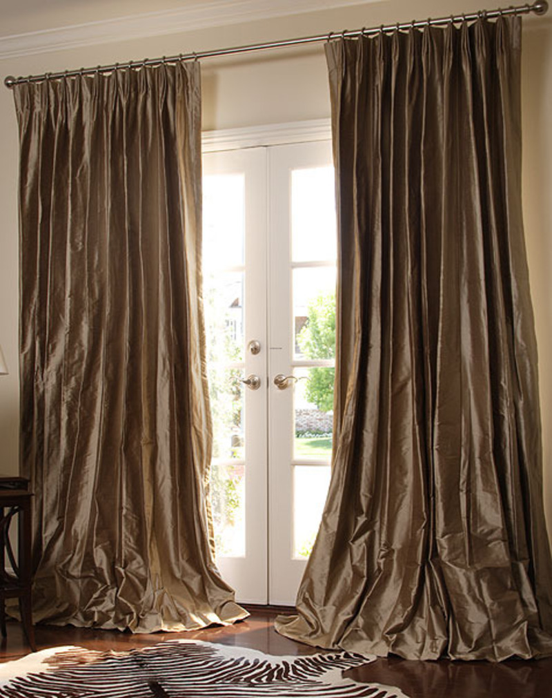 Curtain styles for sitting rooms interior design ideas for Different styles of drapes