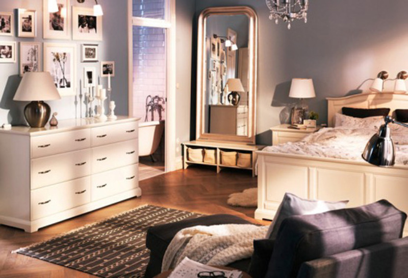 ikea catalog 2011 about modern elegant small bedroom