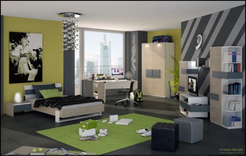 inspirational cool teen room decorating design ideas house