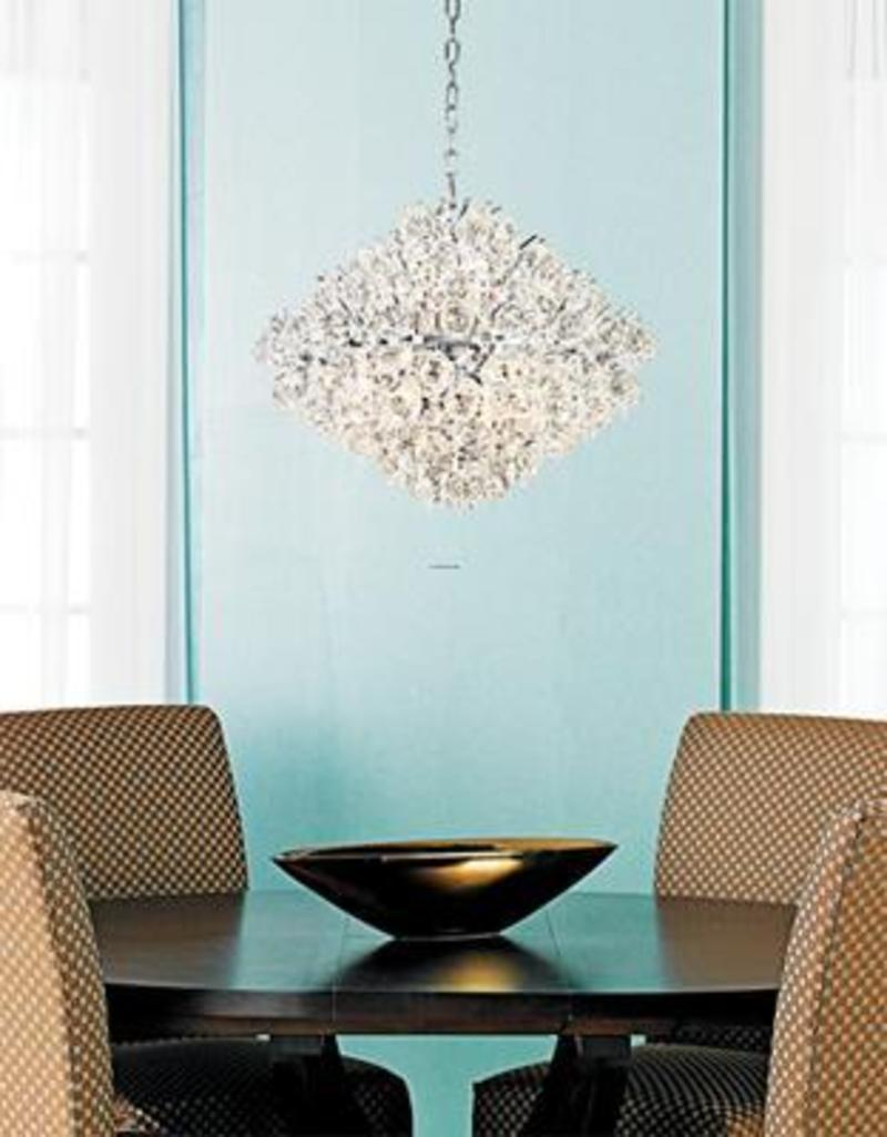 Triopcal dining room chandelier cheap lghting fixtures for Dining room chandeliers