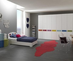 Decorating ideas for teen rooms with modern minimalist style