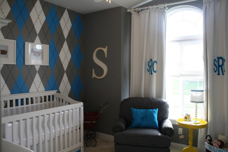 madelyn ridgeway boys baby nursery room decorating design