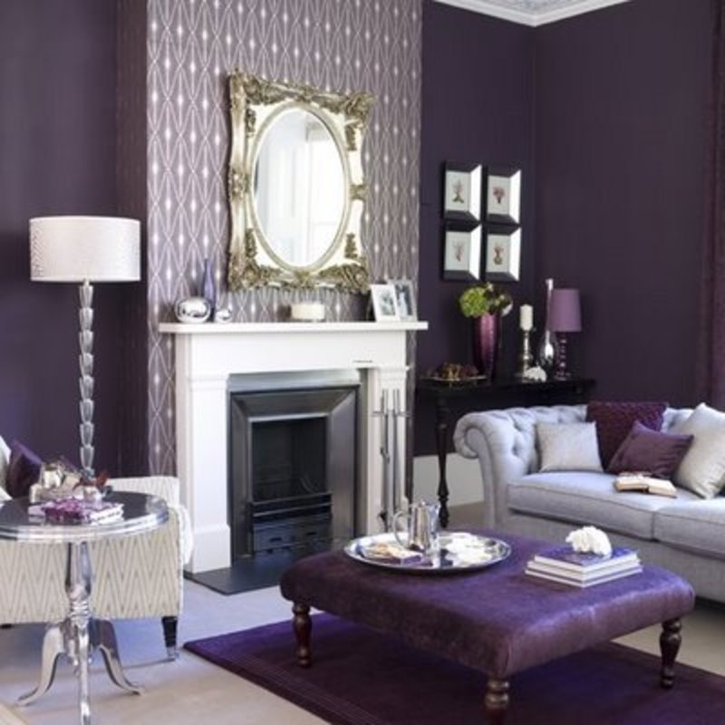 Decorating Ideas > Purple Bathroom Decorating Concept  Pictures Photos Of  ~ 181233_Bedroom Decorating Ideas Purple