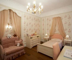 Elegance And Classic Girls Teen Room Decorating