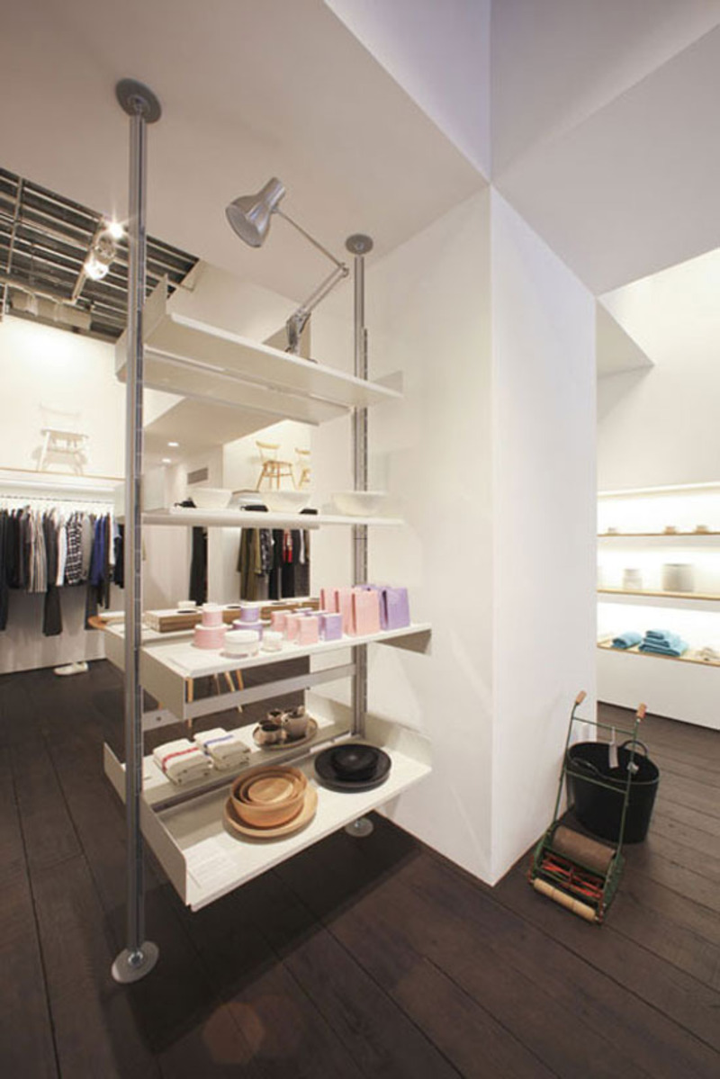 Flagship Minimalist Store Interior Design Ideas On ...