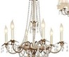 """~ Wind Lost ~: Found: My New """"French"""" Dining Room Chandelier!"""