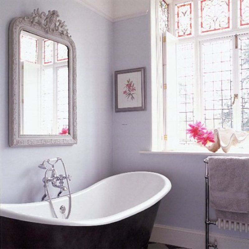 Once daily chic french inspired bathrooms design for French inspired bathroom design
