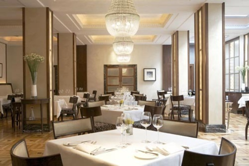 luxury hotel restaurant design classic restaurant interior designs
