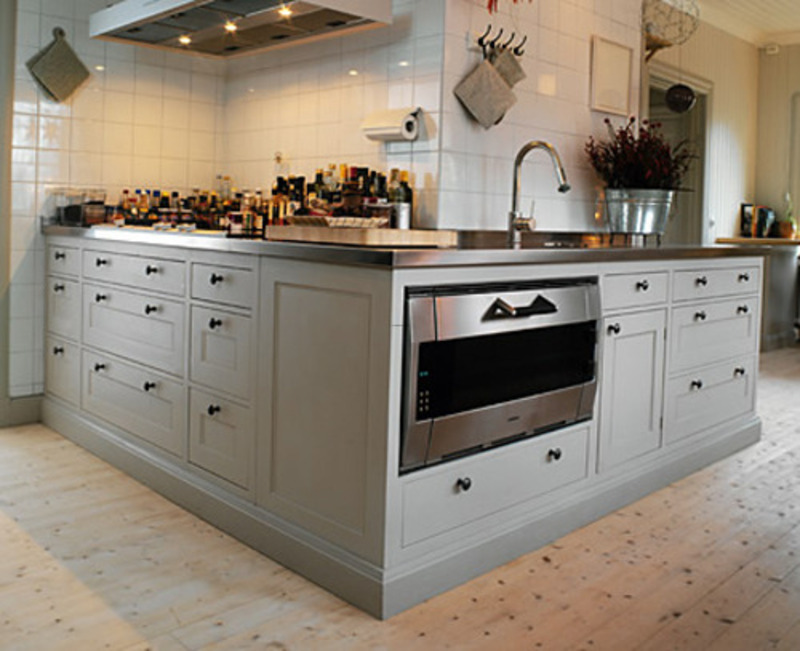 Scandinavian Kitchen Design, Sample Photos of Traditional Scandinavian Kitchen Design by Kvanum