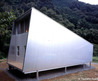 Small Two Story Home Design Ideas – Aluminium Cottage by Toyo Ito /  Home Trends