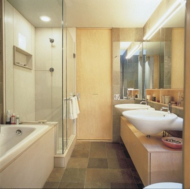Small bathroom design ideas design bookmark 6552 for Pictures of small bathroom designs