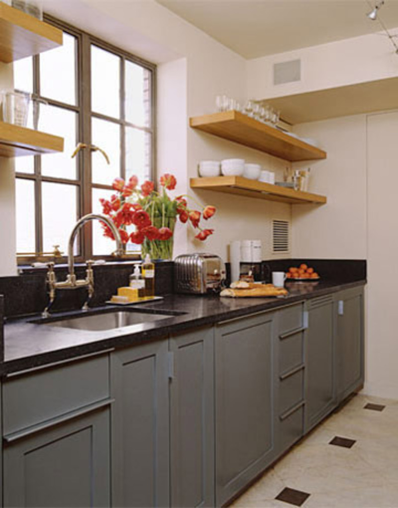 Kitchen Remodel Ideas For Small Kitchens / Design Bookmark