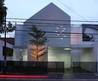 Aboday Minimalist Muted House Front Facade on Collection of modern, minimalist, and eco friendly architectural design for your home inspiration