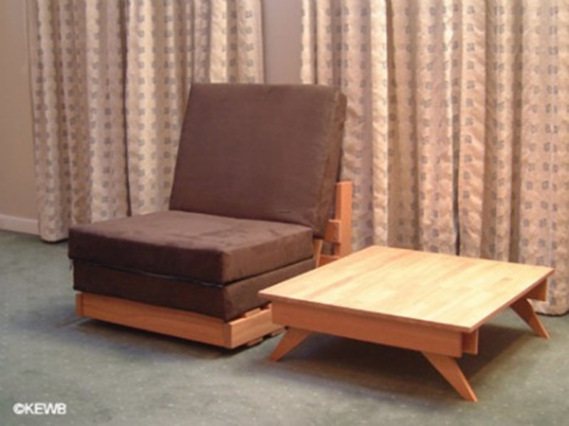 Multifunction and space saving furniture for small for Space saving furniture for small apartments