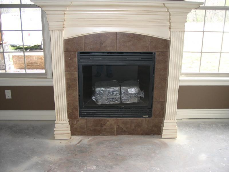 Fireplace Designs With Tile Distinctive Fireplace Designs In Stone Or