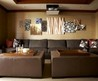 Asian Media Room Design, Pictures, Remodel, Decor and Ideas