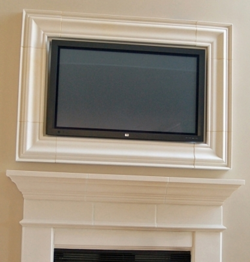 Modern fireplace designs with tv images - Fireplace designs with tv ...