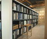 Interor design library furniture
