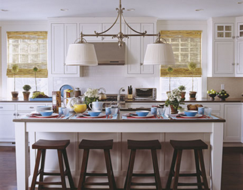 Kitchen Island Ideas With Seating, Simplified Bee®: The Island