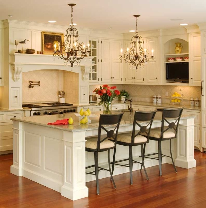 6 Benefits Of Having A Great Kitchen Island Design
