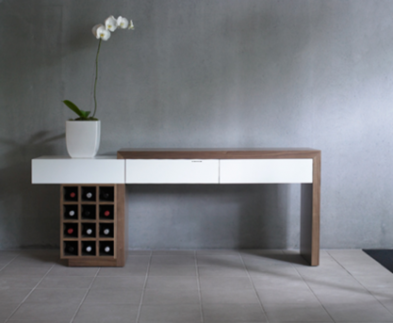 Modern furniture verona console table by blok design - Table console design ...