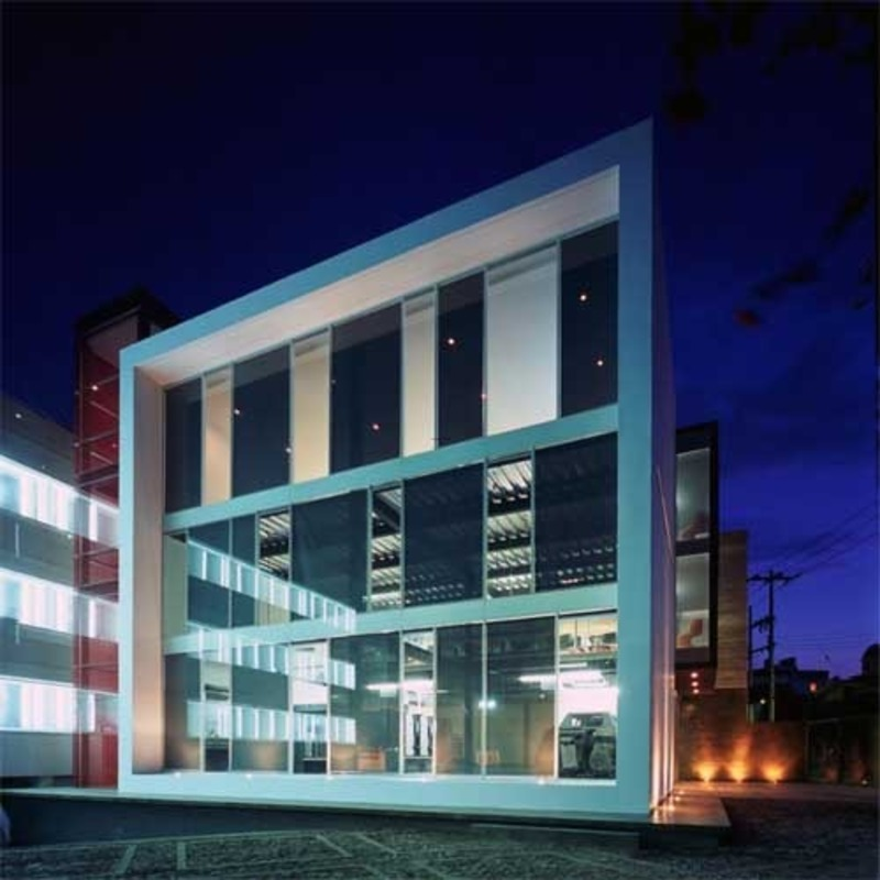 Small commercial building design plans ehow com joy for Contemporary commercial buildings