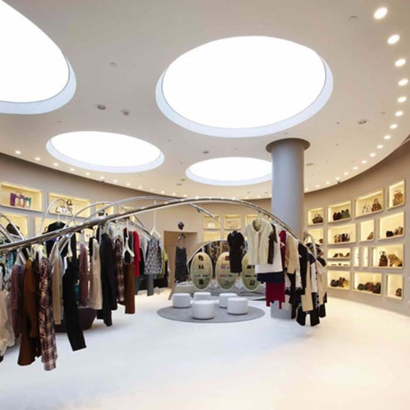 Http Davinong Com Design 6998 Sample Elegant Store Interior Decorating By Sybarite Architects
