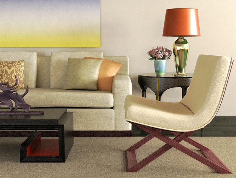 how to create 3 d design for cool interior decorating