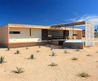 Minimalist Open Floor Plan House Design Withstand a Hurricane by Todos Santos