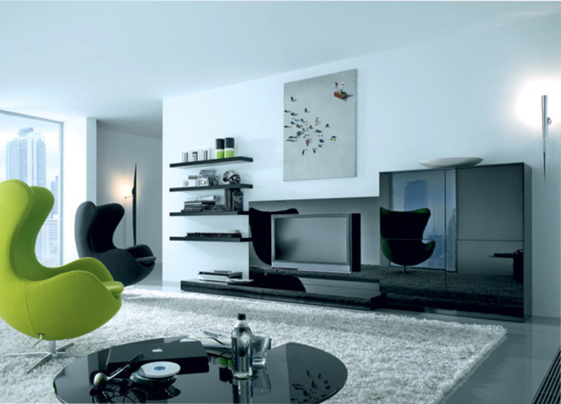 Unique home and clean modern living room design bookmark 7161 - Ultra modern living room ...