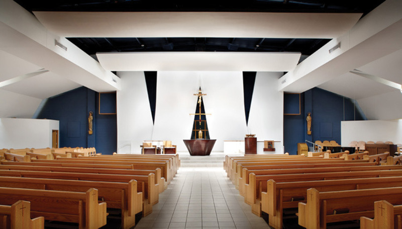 Church interior design ideas design bookmark 7189 for Church interior designs pictures