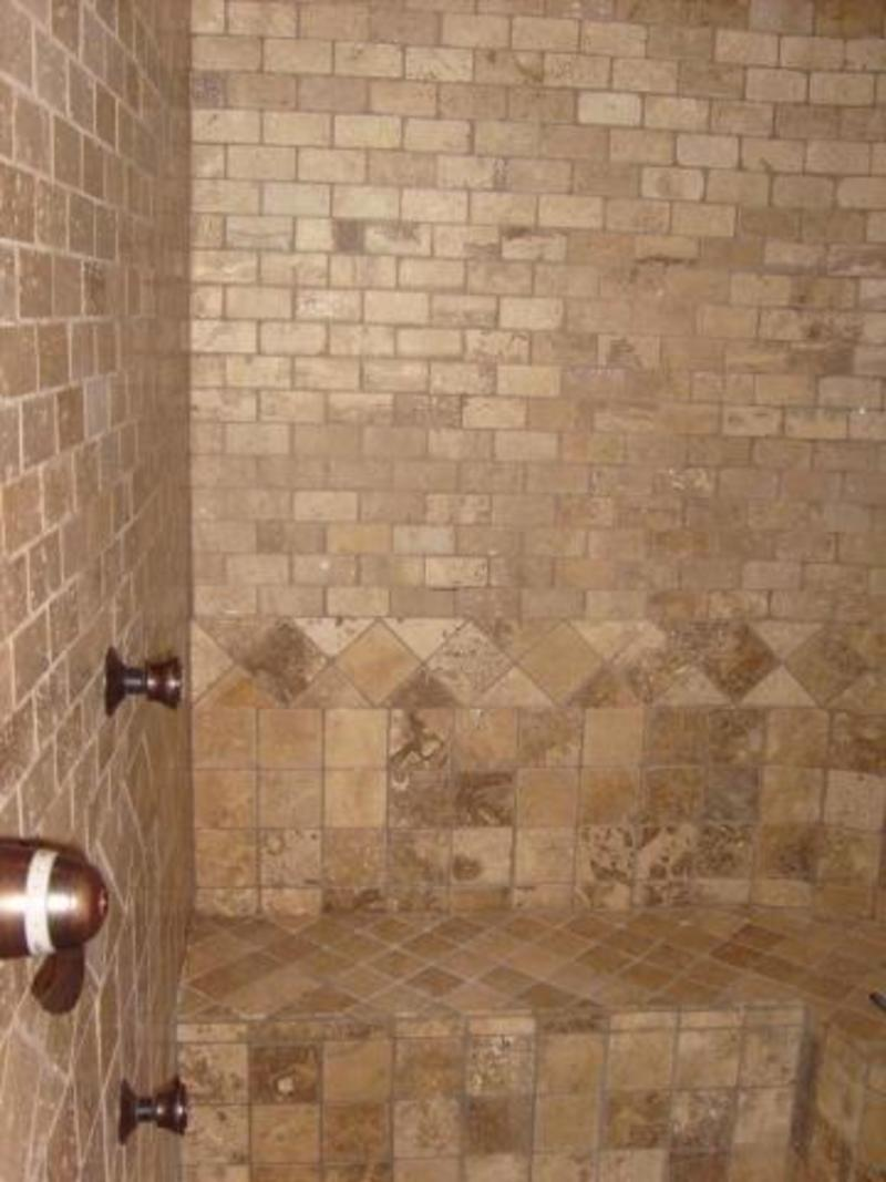Bathroom tile gallery casual cottage Bathroom tile gallery