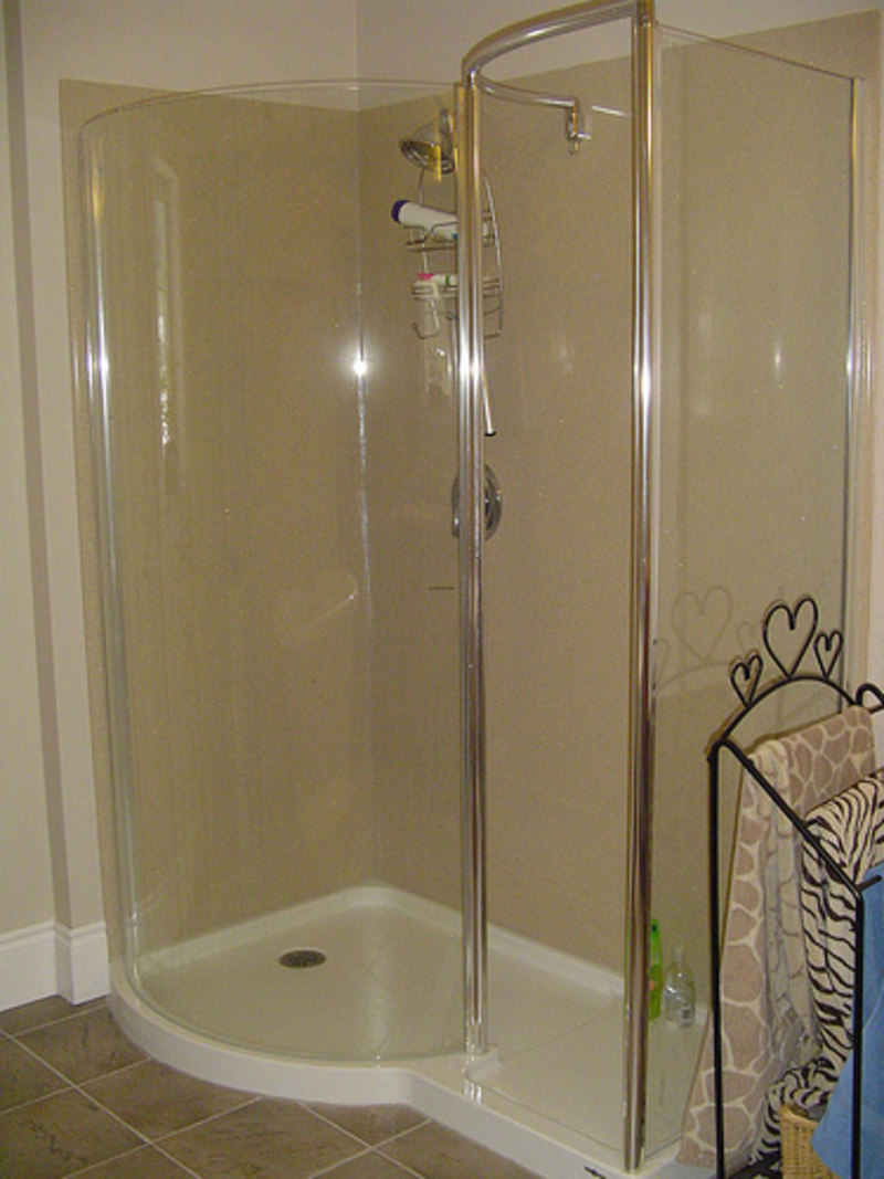Shower Designs Design Bookmark 7214
