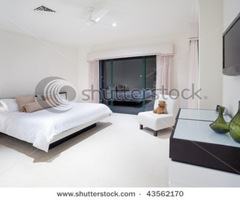 Master Bedroom In Luxury Mansion Stock Photo 43562170 : Shutterstock