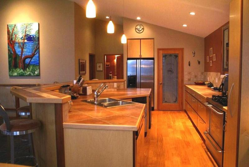 Efficient Galley Kitchen Design Bookmark 7339