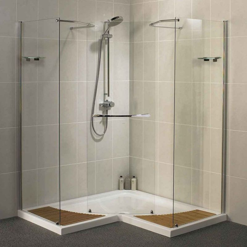 Sample Pictures Of Shower Design For Elegant Bathroom ...