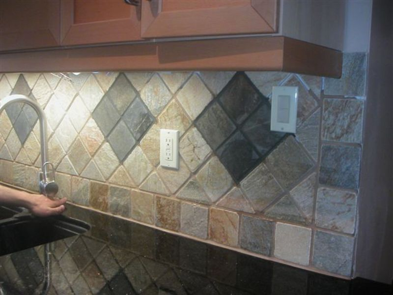 Tile backsplash ideas for your kitchen design bookmark 7407 Kitchen tile design ideas backsplash