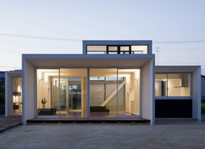 minimalist house architecture small minimalist house
