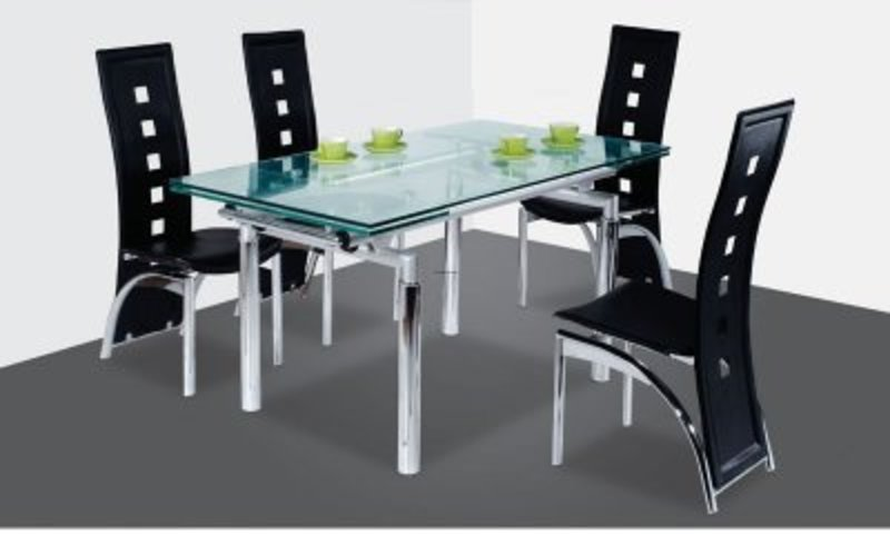 Very Best Modern Glass Top Dining Tables 800 x 490 · 38 kB · jpeg