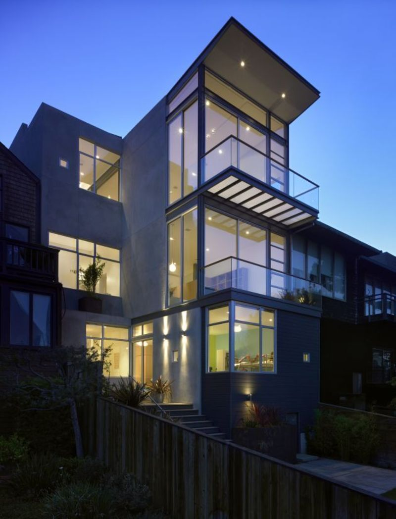 How to design a building plan for Residential architect