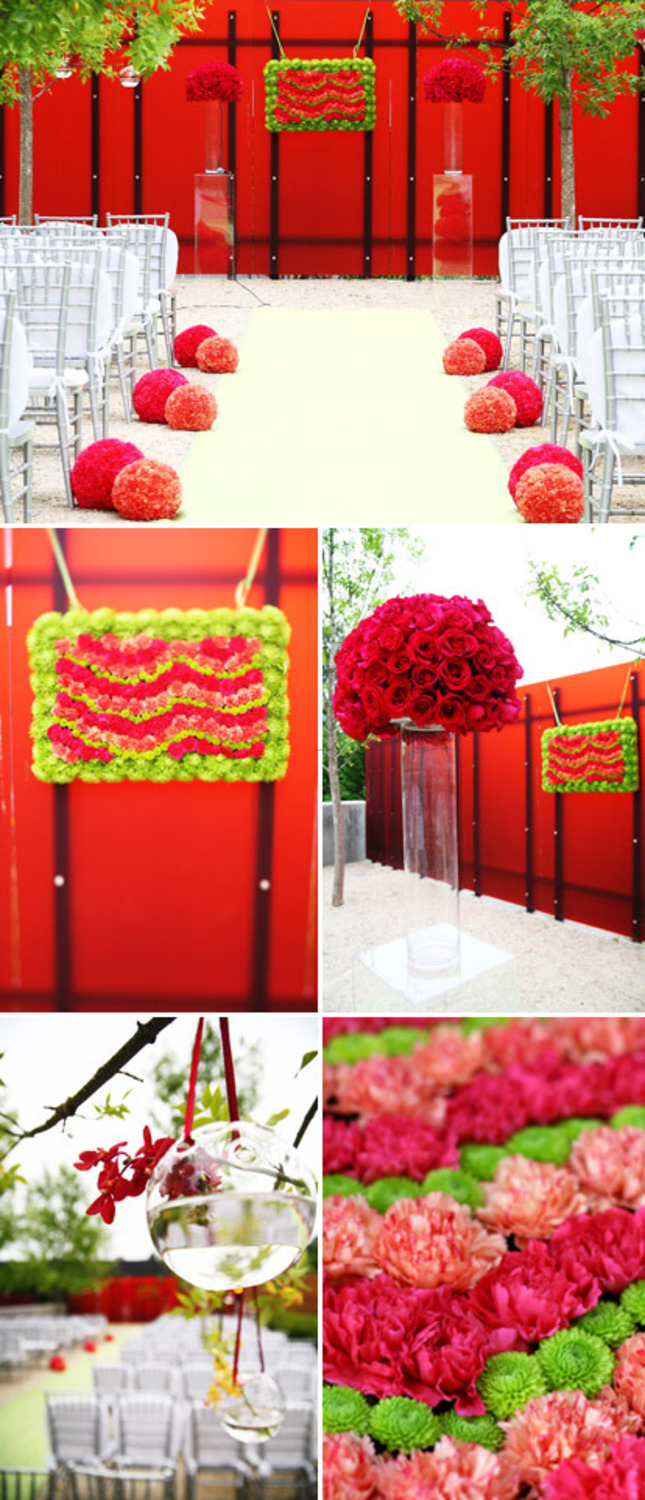 Modern Wedding Decoration Ideas, Modern Wedding Decor Pictures