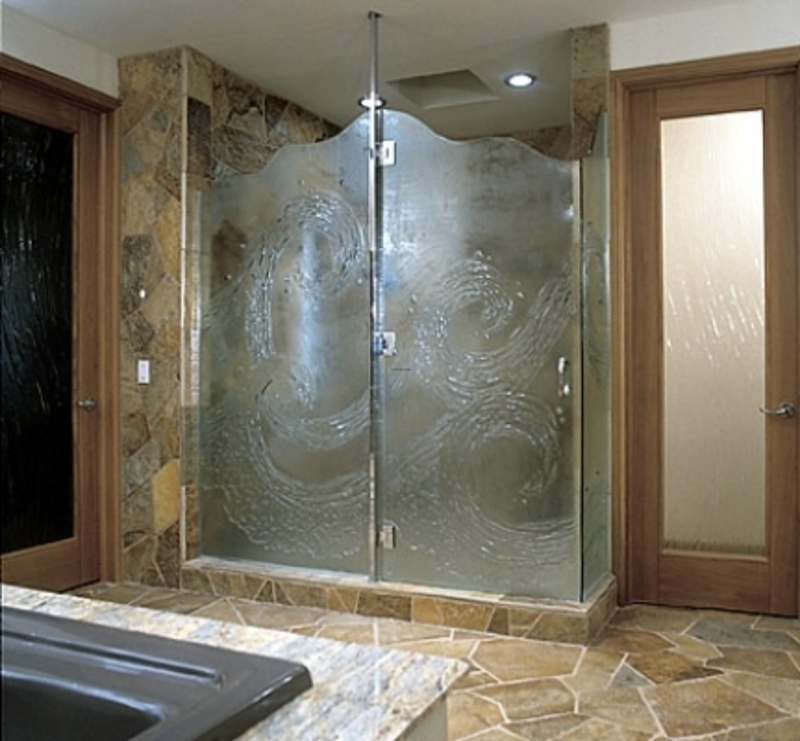 Custom Designs Frameless Shower Doors Custom Shower Doors Design