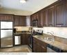 Contemporary kitchen with dark colored cabinets [lds1_20091213_073] > Stock Photos