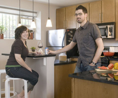 Kitchen Counter Bar Stools make Easier and Convenient