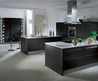 Luxurious Contemporary Dark Kitchen Designs Inspiration Picture – Contemporary Kitchen Designs to Be Applied on Your Own Kitchen – Interior Design Ideas
