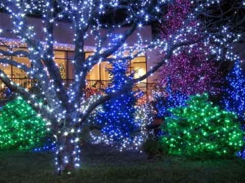 Christmas Decorations Outdoor, Outdoor Christmas Lights