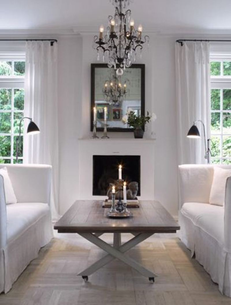 Great Crystal Chandelier Give Modern In Your Home Design