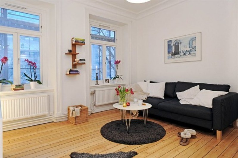 stylish home design ideas decorating a studio apartment